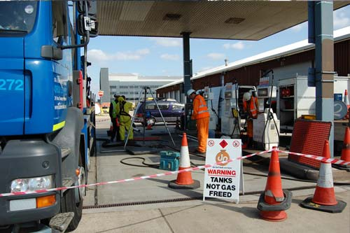 Forecourt Decommissioning Services