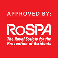 Approved by RoSPA