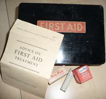 Health & Safety First Aid Box