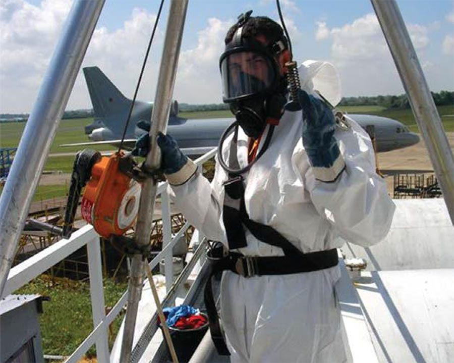 Airport Fuel Tank Cleaning Solutions